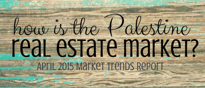 Palestine TX Real Estate Market Trends Report - April 2015
