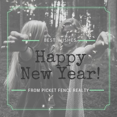 happy new year BEST WISHES FROM PICKET FENCE REALTY-1