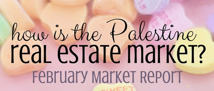 Palestine Real Estate Market Report– February 2016