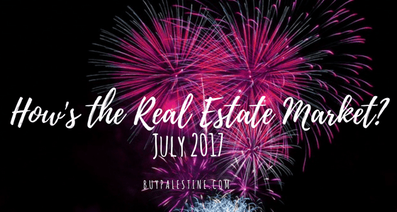 How's the Real Estate Market – July 2017 Market Report 1