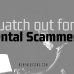 Watch out for Rental Scammers