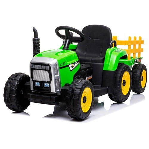Детский электромобиль XMX 611 EVA GREEN