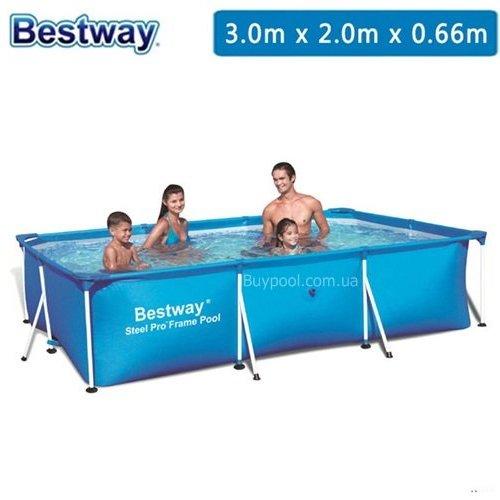 Каркасный бассейн Bestway 56404.