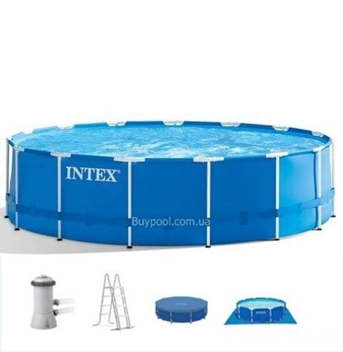 Каркасный бассейн Intex 28242