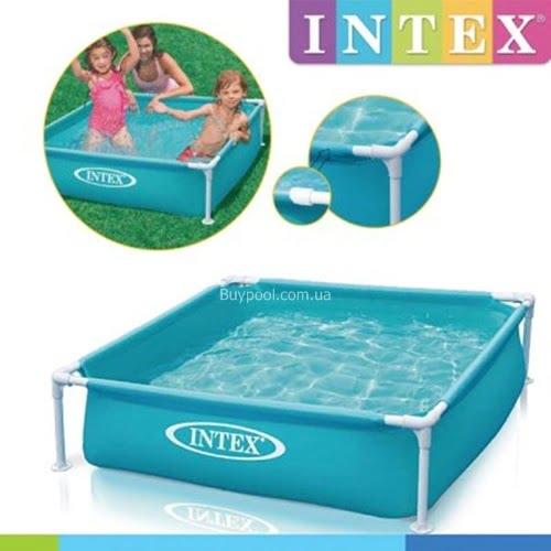 Каркасный бассейн Intex 57173