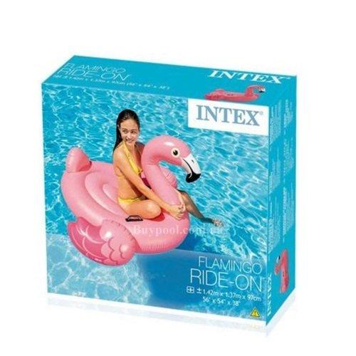 Надувной плотик для катания Intex 57558