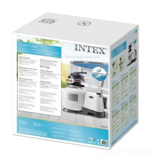 Песочный фильтр насос Intex 26646