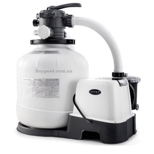 Песочный насос с хлоргенератором Intex 26680