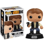Star Wars Funko Pop Vinyls