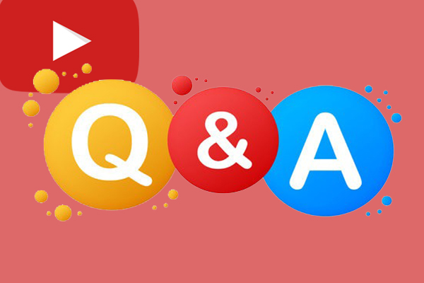 Do Q&A Video for Answering Comments