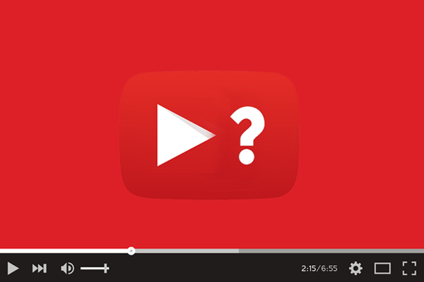 End Your Videos with Questions