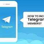 How to Increase Telegram Members