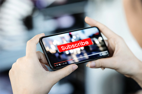 Ask Your Viewers to Subscribe