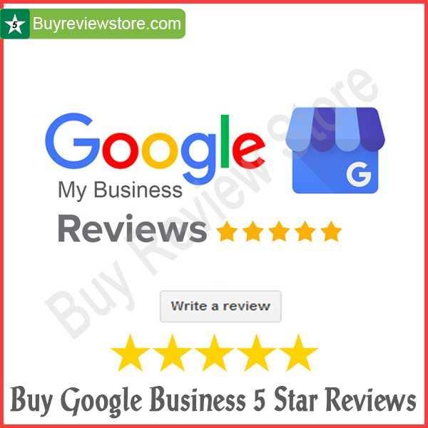 Buy Google Business 5 Star Reviews