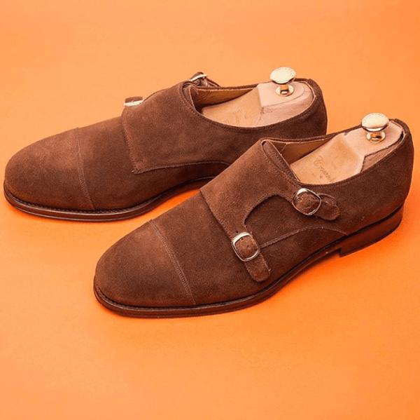 Monk Classic Shoes
