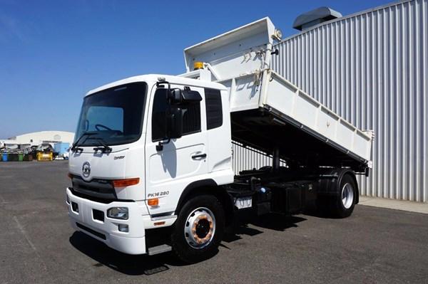 2012 Nissan UD60 Tipper Truck