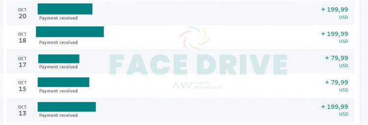 FACE DRIVE – Earn, Then Repeat to $300 Daily! - WSO Downloads 4