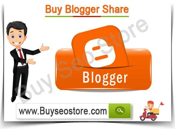 Buy Blogger Share