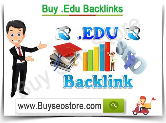Buy Edu Backlinks