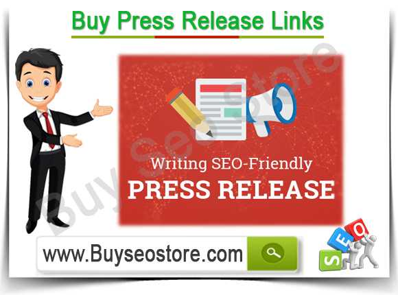 Buy Press Release Links