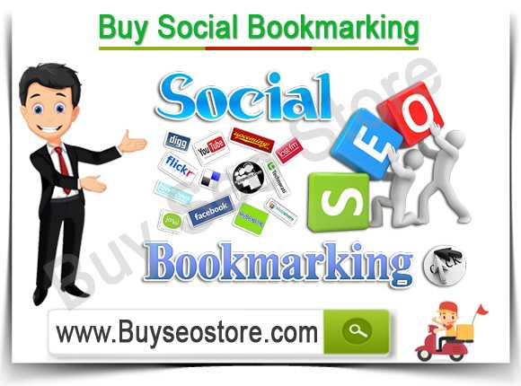 Buy Social bookmarking