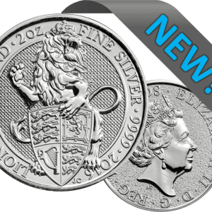 buy-2016-GREAT-BRITAIN-2OZ-SILVER-QUEENS-BEASTS-LION-OF-ENGLAND
