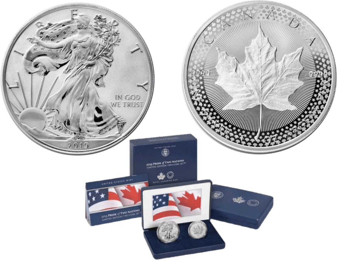 buy- 2019-UNITED-STATES-CANADA-PRIDE-OF-TWO-NATIONS-2-COIN-SET