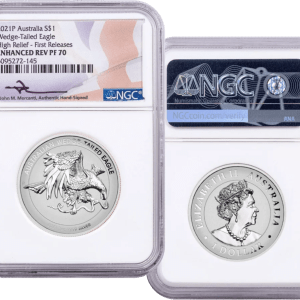 buy-2021-AUSTRALIA-1OZ-HIGH-RELIEF-WEDGE-TAILED-EAGLE-ENHANCED-REVERSE-PROOF-70-FR-MERCANTI-SIGNED