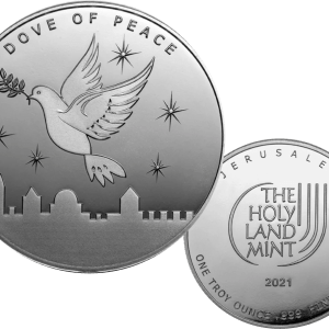 buy-2021-DOVE-OF-PEACE-1OZ-SILVER-HOLY-LAND-MINT-PROOFLIKE-ROUND
