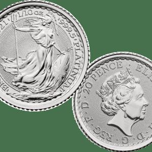 buy 1/10th silver britannia round