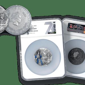 buy snow white 3oz silver coin