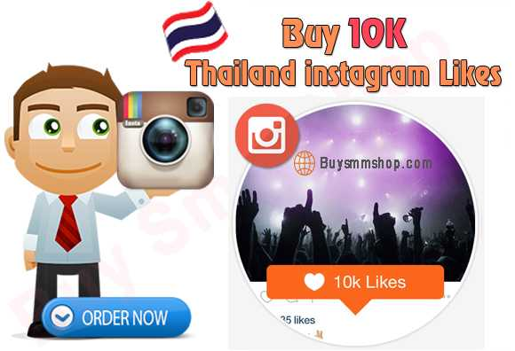 Buy Thailand Instagram Likes