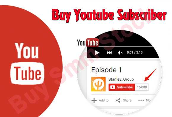 Buy Youtube Subscriber