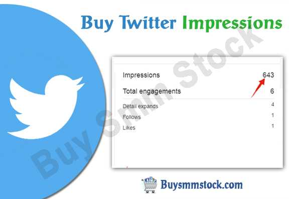Buy Twitter Impression