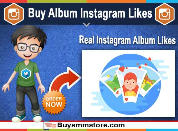 Buy Album Instagram Likes