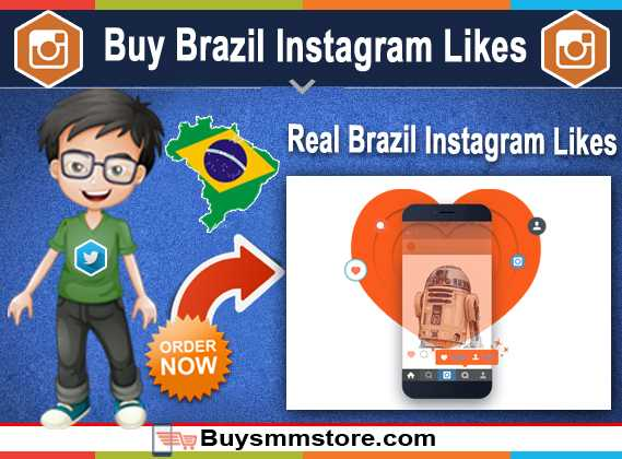 Buy Brazil Instagram Likes