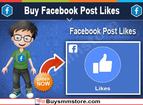 Buy Facebook Post Likes