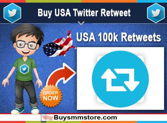 USA Twitter Retweets