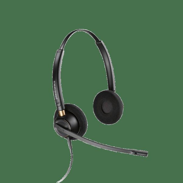 Plantronics Headset, HW520, EncorePro 520, corded headsets, hw 500, Encore Pro 520, encorepro, hw5, encore pro, wired headsets, hw500