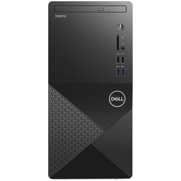 Dell Vostro 3888/Core i5-10400/4GB/1TB/Intel UHD 630/DVD RW/WLAN + BT/Kb/Mouse/260W/W10Pro/3Yr Basic Onsite (N603VD3888EMEA01)