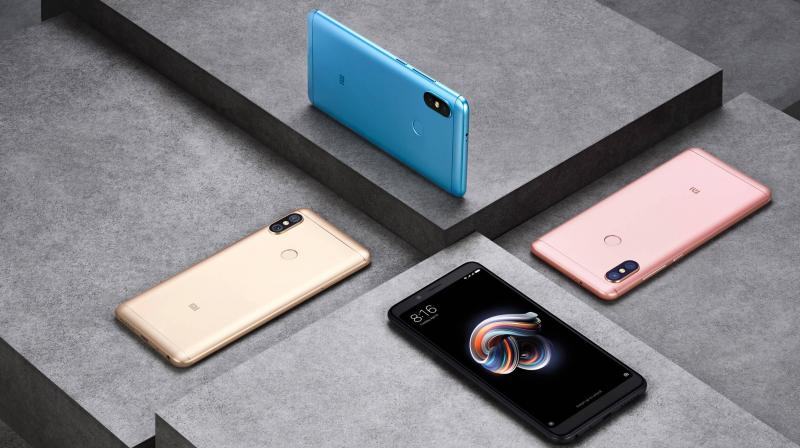 Smartphone Xiaomi Redmi Note 5 Pro Launch Price Specifications