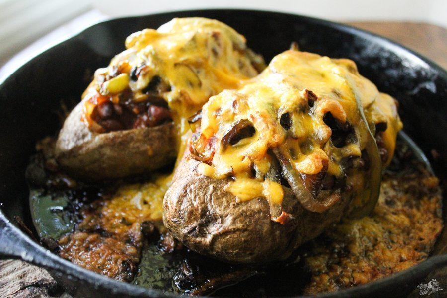 Chili Potato Bowls