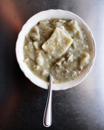 Southern-Style Chicken and Dumplings | Buy This Cook That