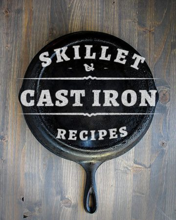 Cast Iron Skillet Recipes | Buy This Cook That