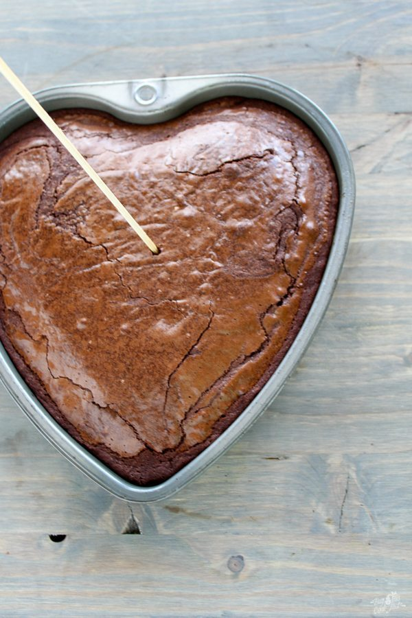 Sweetheart Brownie Bliss Dessert Recipe