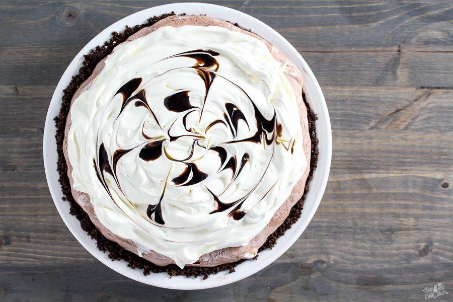Frozen Mocha Pie