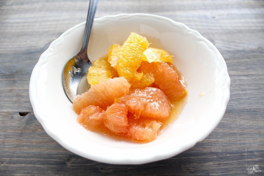 Honey Citrus Salad is a bright and healthy way to start your day. With sweet honey and just a touch of cinnamon, this is an easy recipe you will love.