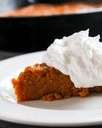 Sweet Potato Pie with Sweet Potato Crust. New ideas in the kitchen. Ideas that don't suck. Our delicious take on a classic Southern pie recipe.