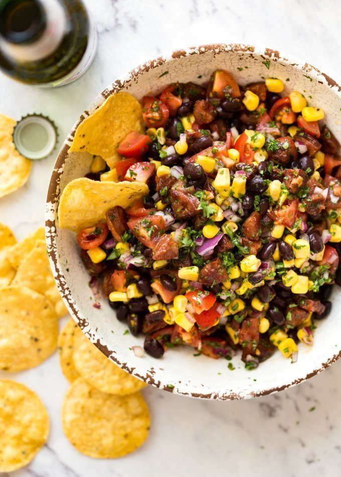 Pig Out Salsa Recipe Tin Eats | 21 Best Salsa Recipes