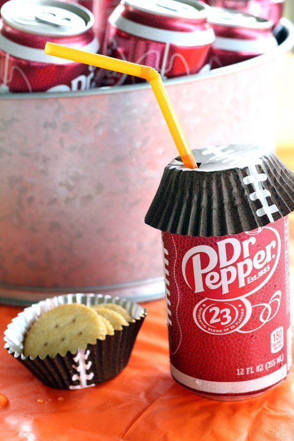 Use cupcake liners on top of your cans to keep the bugs out, just poke a straw through.